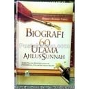 """""""Buku Biografi 60 Ulama Ahlussunnah"""""""