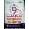 """""""Buku 9 Langkah Mudah Menghafal Al-Qur'an"""""""
