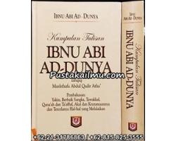 """""""Buku Kumpulan Tulisan Ibnu Abi Ad-Dunya"""""""