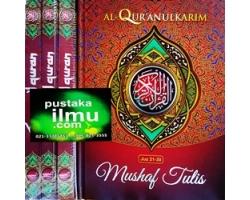 Syaamil Quran Mushaf Tulis