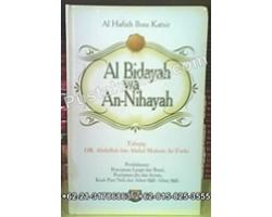 """""""Al Bidayah wa An-Nihayah"""" (Edisi Lengkap)"""