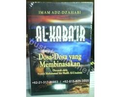 """Buku Al-Kabair, Dosa-Dosa Besar Yang Membinasakan"""