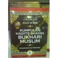 Buku Kumpulan Hadits Shahih Bukhari Muslim Al Lu Lu Wal Marjan