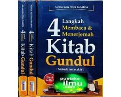 Buku 4 Langkah Membaca dan Menerjemah Kitab Gundul, Metode Assasakiy