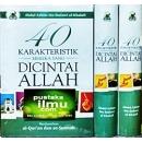 """Buku 40 Karakteristik Mereka Yang Dicintai Allah"""