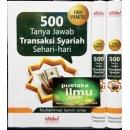 """""""Buku 500 Tanya Jawab Transaksi Syariah Sehari-hari"""""""