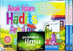 """Buku Anak Islam Hafal Hadits Arbain"""