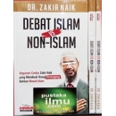 """""""Buku Debat Islam vs Non Islam"""" DR. Zakir Naik"""