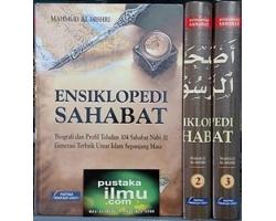 """Buku Ensiklopedi Sahabat"""