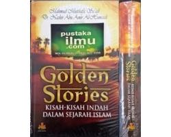 """""""Buku Golden Stories Kisah-Kisah Indah Dalam Sejarah Islam"""""""