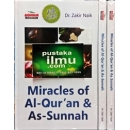 """Buku Miracles of Al-Qur'an dan As-Sunnah"" DR Zakir Naik"