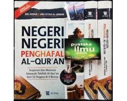 """""""Buku Negeri-Negeri Penghafal Al Quran"""""""