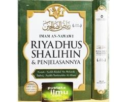 """""""Buku Riyadush Shalihin dan Penjelasannya"""""""