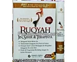 """""""Buku Ruqyah, Jin, Sihir, dan Terapinya"""""""