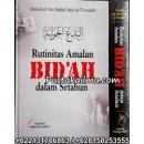 """""""Buku Rutinitas Amalan Bidah Dalam Setahun"""""""