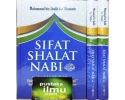 """""""Buku Sifat Sholat Nabi"""""""
