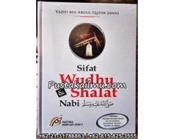 """Buku Sifat Wudhu dan Shalat Nabi"""