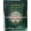 """Buku Silsilah Hadits Shahih"""