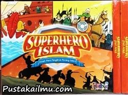 """Buku Anak Superhero Islam"""