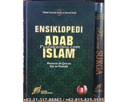 """Buku Ensiklopedi Adab Islam"""