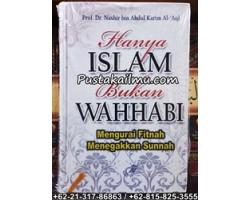 """""""Buku Hanya Islam Bukan Wahhabi"""""""