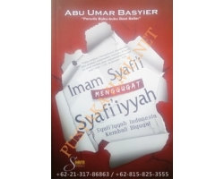 """Buku Imam Syaf'i Menggugat Syafi'iyyah"""