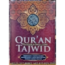 """Al-Qur'an Tajwid Terjemah Maghfirah Pelangi"""