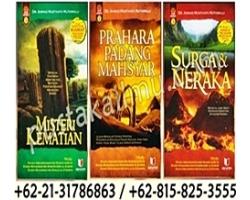 """""""Buku Serial Trilogi Alam Akhirat"""""""