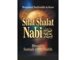 """Buku Sifat Shalat Nabi"""