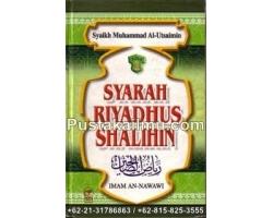 """""""Buku Syarah Riyadush Shalihin"""""""